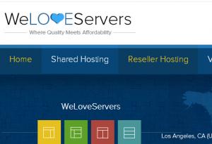 打折:weloveservers 5折/windows VPS/7折linux KVM/48小时内有效