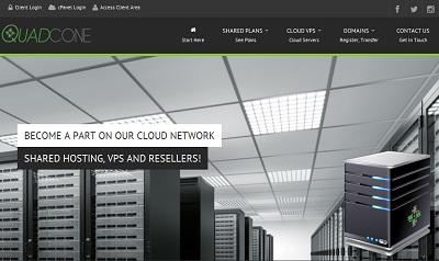 虚拟主机:Quadcone 3.5美元/年付/6G空间/独立IPv4/洛杉矶/MC机房